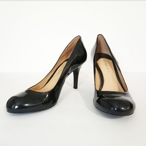 • Gianni Bini Patent Leather Pumps •